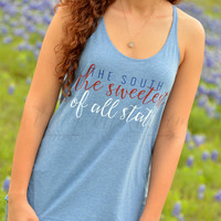 CHARLIE SOUTHERN - SWEETEST OF ALL STATES TANK