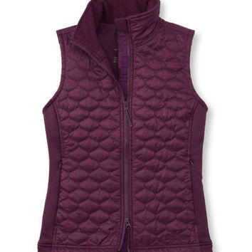 Women's Thinsulate Fitness Vest: Vests | Free Shipping at L.L.Bean