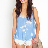 Cloud Control Tank - NASTY GAL