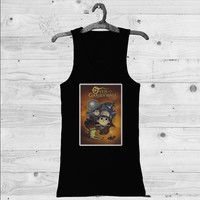 Over The Garden Wall Candle Custom Tank Top | Men Tank Top | Woman Tank Top | T-shirt | Shirts