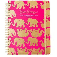 17 Month Jumbo 2017 Agenda in Tusk in Sun by Lilly Pulitzer - FINAL SALE