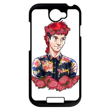 Twenty One Pilots Josh Dun Fan Art HTC One S Case