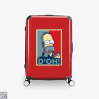 D'Oh Simpson, The Simpsons Suitcase