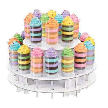 Push-up Pops Display Stand