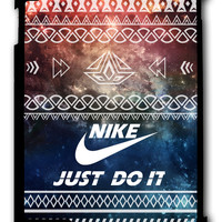 Nike Just Do It Aztec Space Ipad Case, Available For Ipad 2, Ipad 3, Ipad 4 , Ipad Mini And Ipad Air