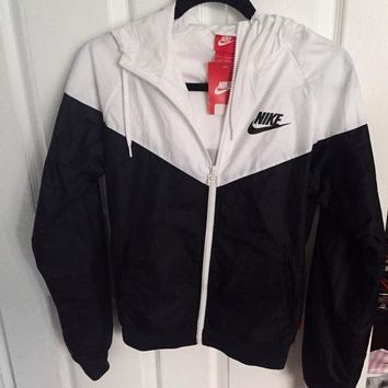 Nike Fashion Jacket Coat Hoodie Sport Tank Top Shorts Underwear Set Sportswear