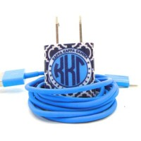 Kappa Kappa Gamma Sorority Mobile Charger