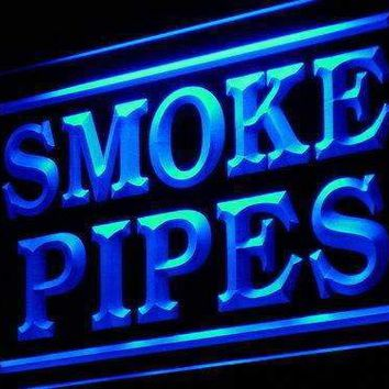 Smoke Pipes Neon Sign (LED)