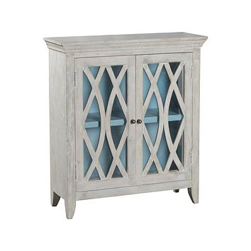 Marigot 2-Door Accent Cabinet