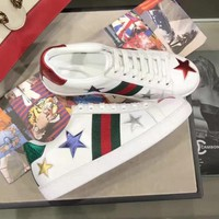 Gucci:Trending Fashion Casual Sports Shoes Five-pointed star