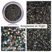 Sunglasses At Night Glitter Pigment