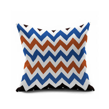 Quality Print and Pattern Cushion Cover [7278927111]
