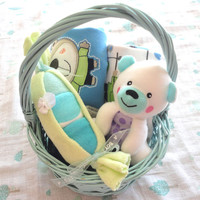 Teddy Bear Theme Baby Gift Set  Size 3 months