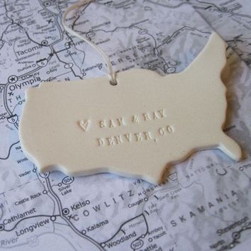 CUSTOM where we met or where you were born map by palomasnest