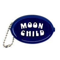 Moon Child Coin Pouch