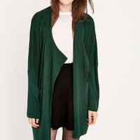 Light Before Dark Draped Belted Cardigan - Urban Outfitters