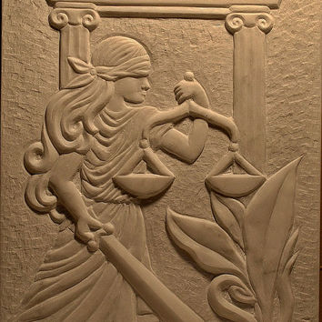 Marble wall panel traditional art relief style hand carved stone plaque