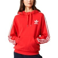 adidas Originals Women's 3-Stripes Hoodie