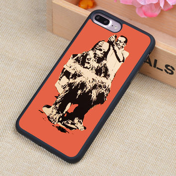 Stars Wars han solo carbonite Printed Soft Rubber Phone Case For iPhone 6 6S Plus 7 7 Plus 5 5S 5C SE 4 4S Back Cover Skin Shell