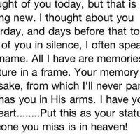 _GiGi2013 : RT if you're missing someone in heaven ♥ http://t.co/skKOeva2 | Twicsy, the Twitter Pics Engine