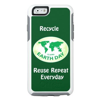 Earth Day OtterBox iPhone 6/6s Case