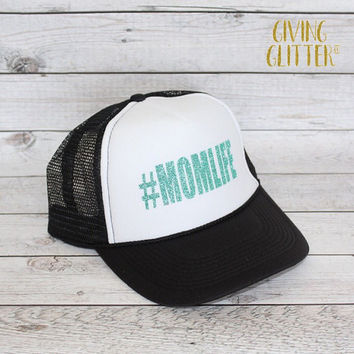 Momlife // Trucker Hat