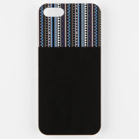 Aztec Colorblock Iphone 5/5S Case Black Combo One Size For Men 25220214901