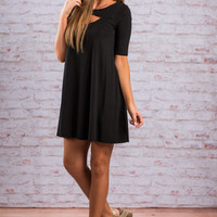 The New You Dress, Black