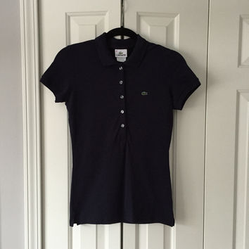 Lacoste Short Sleeve Top