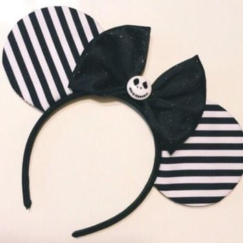 Pumpkin King Mouse Ears