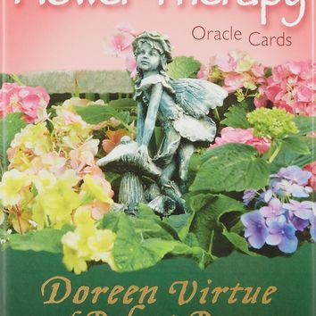 Flower Therapy Oracle Cards BOX CRDS/B