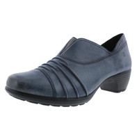 Romika Womens Leather Casual Clogs