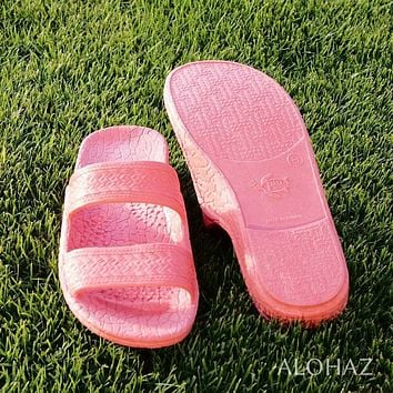 pink classic jandals® -  pali hawaii sandals