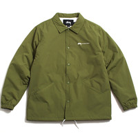 International Coach Jacket Olive