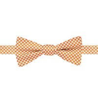 Countess Mara Houndstooth Bow Tie