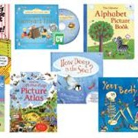 Usborne Books & More. Home Library Starter Collection 2 (10)