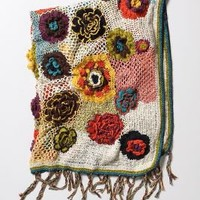 Quirky Heirloom Throw - Anthropologie.com