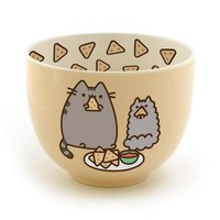 Pusheen Ceramic Chip Bowl