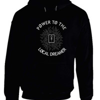 Twenty One Pilots Power To The Local Dreamer Hoodie