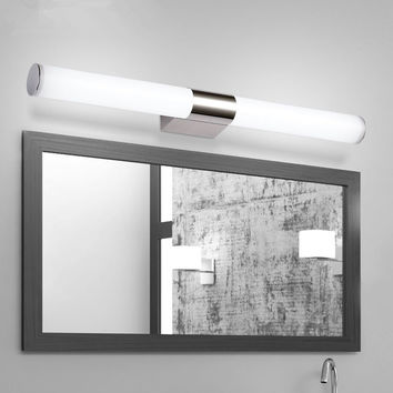 New Design 8W 10W 12W LED indoor wall light lamp banheiro deco bathroom mirror light Waterproof wall sconce vanity light lamps