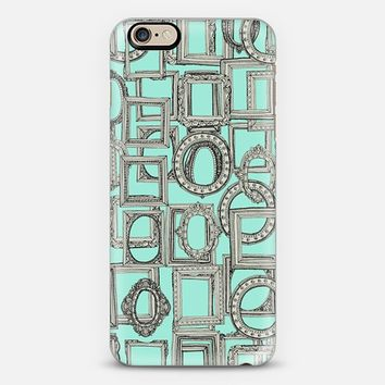 picture frames aplenty mint iPhone 6s case by Sharon Turner | Casetify