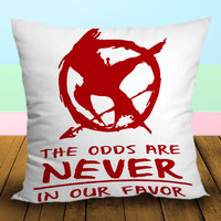 Catching Fire - Pillow Case, Square and Rectangle One Side/Two Side.
