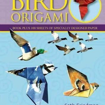 Bird Origami (Origami Books)
