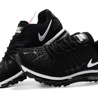 Nike Air Max Emergent 120 Black Running Shoe 40-47