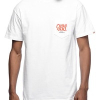 Vans x Only NY White Pocket T-Shirt