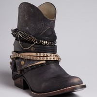 FREEBIRD by Steven Western Booties - Mezcal Strapped | Bloomingdale's