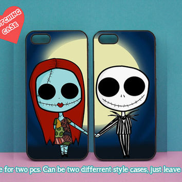 Jack and Sally,iphone 5C case,iphone 5S case,iphone 5 case,iphone 4 case,ipod 4 case,ipod 5 case,Blackberry Z10 case,Q10 case