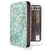 DENY Designs Home Accessories | Lisa Argyropoulos Angelica Aqua BlingBox 2ct