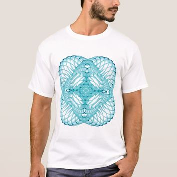 Men's Basic Sacred Geometry T-Shirt