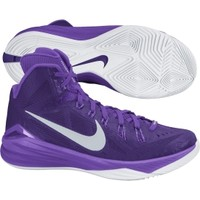 Nike Women's Hyperdunk 2014 Basketball Shoe - Purple | DICK'S Sporting Goods